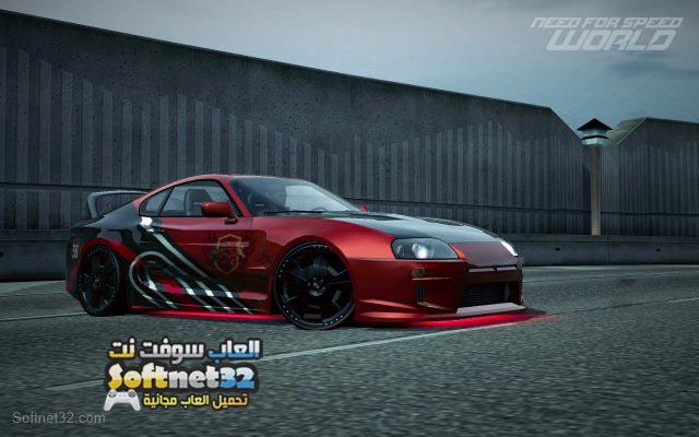 تحميل لعبة نيد فور سبيد المجانية 2014 Need for Speed World