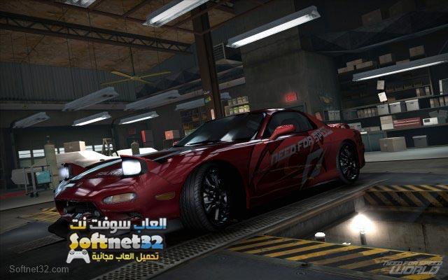 تنزيل العاب لعبة نيد فور سبيد المجانية 2014 Need for Speed World
