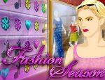 تحميل العاب تلبيس البنات Fashion Season