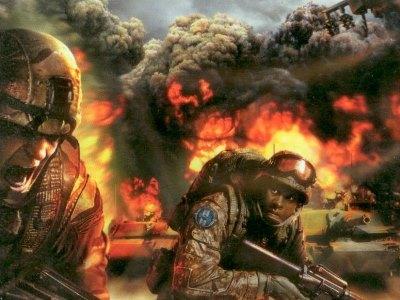 تحميل العاب حربية للكمبيوتر لعبة حرب الارهاب Fight Terror مجانا