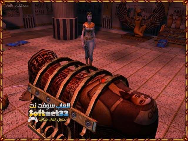 لعبة المعبد الفرعوني Annabel