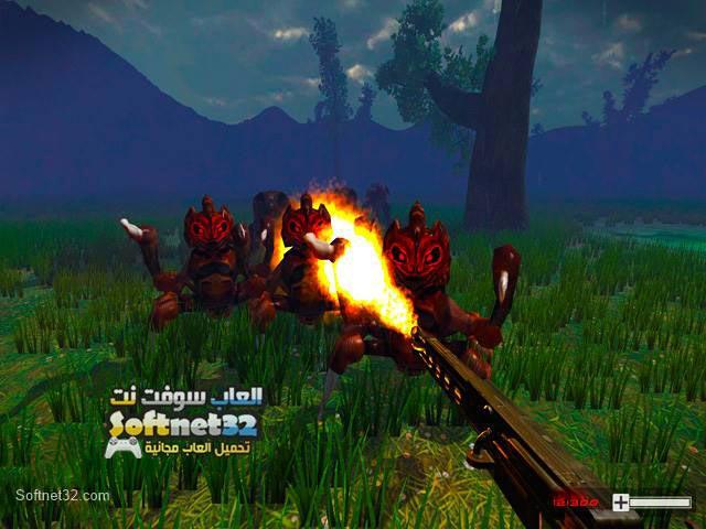 تحميل لعبة غابة الرعب Battle For Survival 2 مجانا