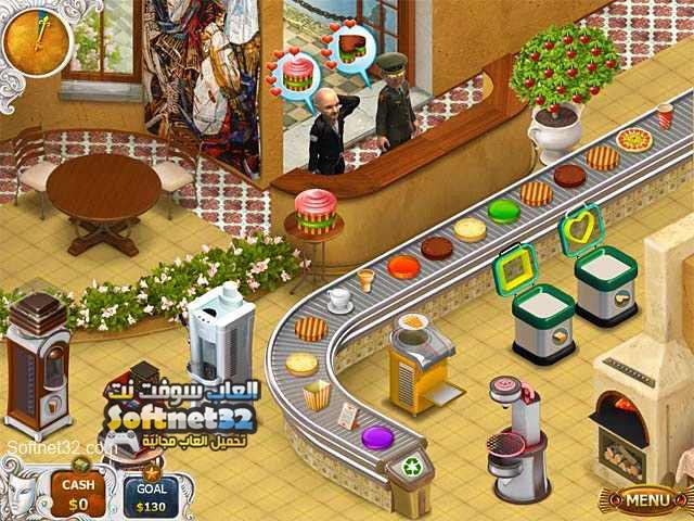تحميل لعبة مخبز الكعك كيك شوب Cake Shop 3 كاملة مجانا