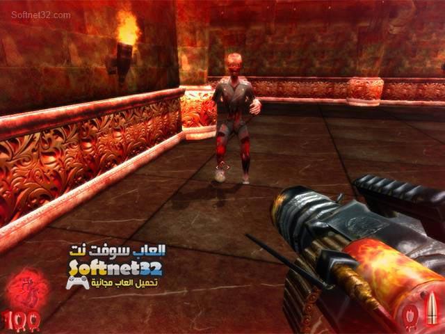 تحميل لعبة  Cemetery Warrior 3