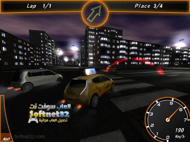 تحميل لعبة التكسي المجنون Crazy Taxi Racers