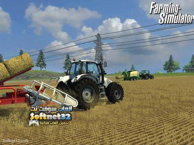 تحميل لعبة2013 Farming Simulator للكمبيوتر
