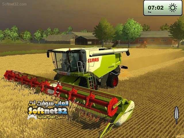 تحميل لعبة2014 Farming Simulator للكمبيوتر