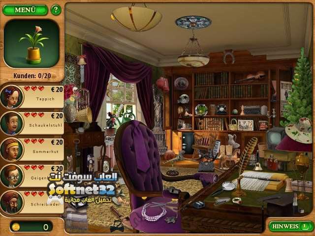 تحميل لعبة حديقة الاحلام Gardenscapes للكمبيوتر