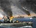 تحميل لعبة Pearl Harbor Fire on the Water