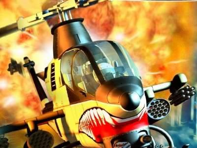 تحميل لعبة طائرات الاباتشي مجانا