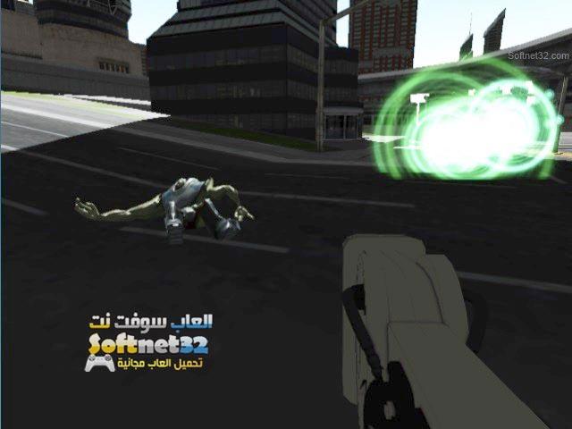 تحميل لعبة مدينة الرعب Alien City نسخة كاملة للكمبيوتر