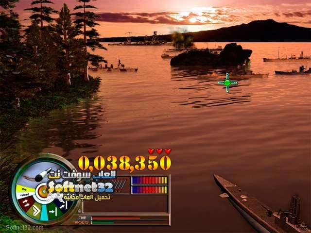 تحميل لعبة حرب الاسطول البحري Pearl Harbor Fire on the Water
