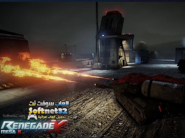 تحميل لعبة الاكشن Renegade x Black Dawn كاملة