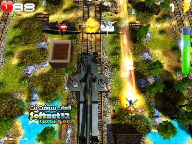 تحميل لعبة حرب الاستنزاف Shoot n Scroll 3D للكمبيوتر