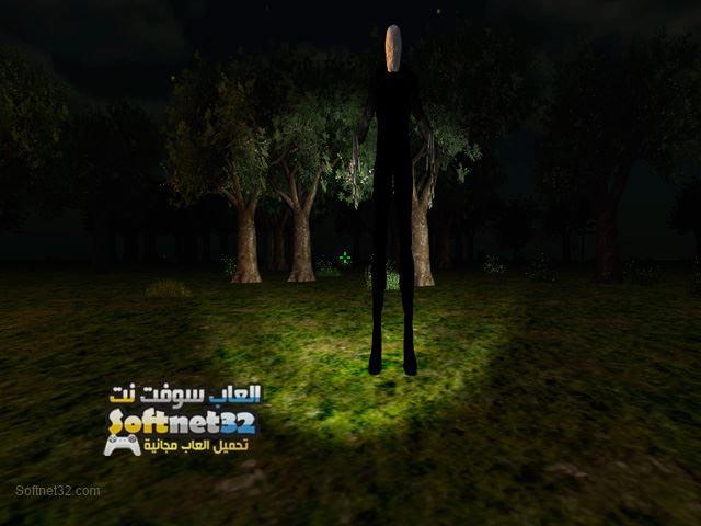 تحميل لعبة سلندر مان الغابة Slender Dark Forest