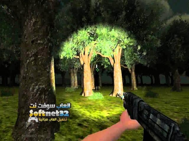 تحميل لعبة سلندر مان Slender Dark Forest