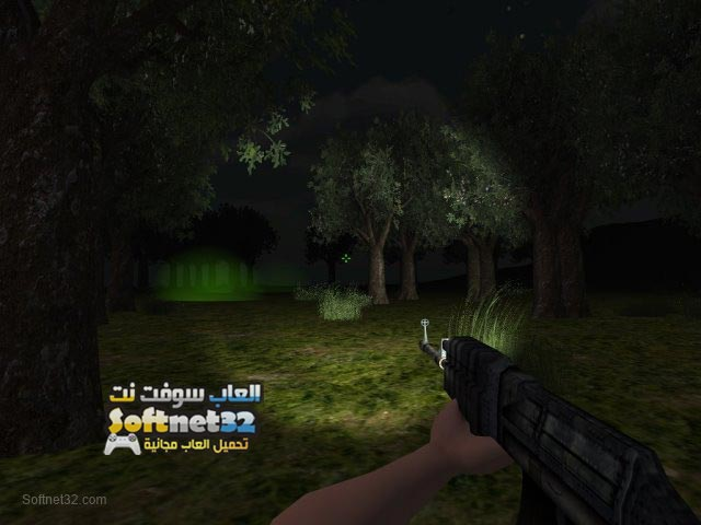 تحميل لعبة سلندر مان الغابة المرعبة Slender Dark Forest مجانا