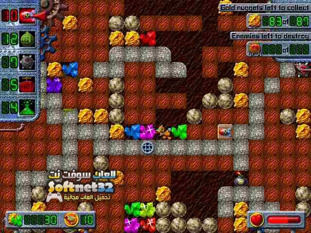 تحميل لعبة حرامي Treasure Mole