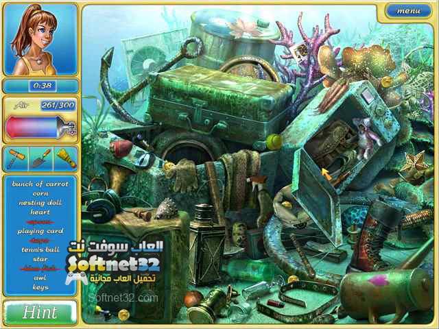 تحميل لعبة  Tropical Fish Shop 2  فيش شوب
