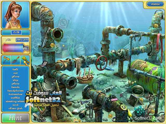 تحميل لعبة محل اسماك الزينة Tropical Fish Shop 2