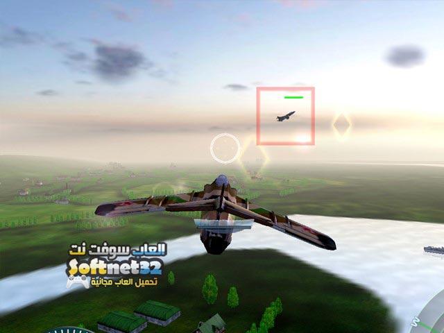 تحميل لعبة حرب الطائرات المقاتلة Flyboys Plane Simulator