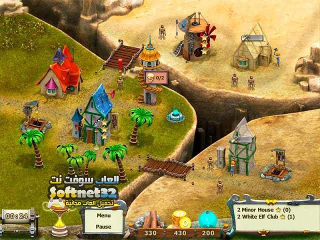 تحميل لعبة عصر الامبراطوريات Age of Adventure مجانا