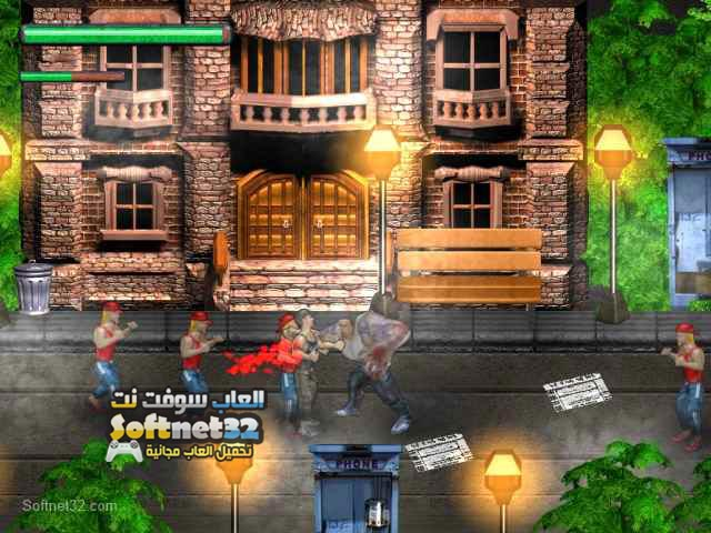 تحميل لعبة قتال وحرب الشوارع Street Karate 2 برابط مباشر