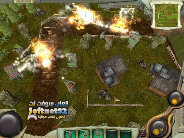 تحميل لعبة ابراج الدفاع Invasion Tower Defense مجانا