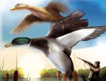 تحميل لعبة صيد البط - الصياد Crazy Duck Hunterمجانا
