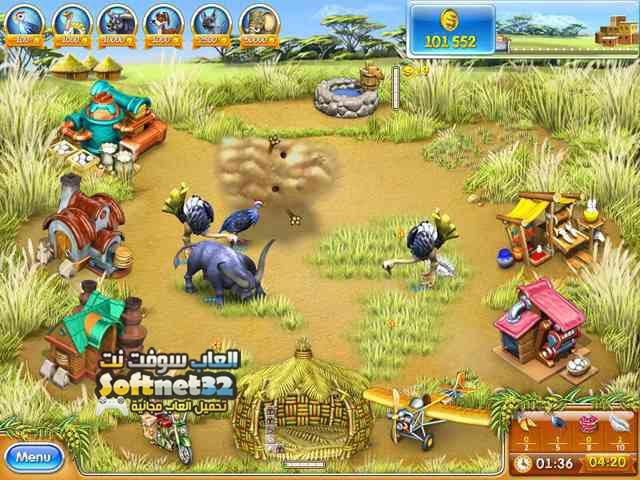 تحميل لعبة فارم فرنزي Farm Frenzy 3