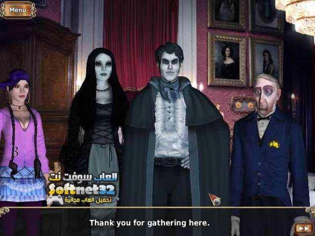 تحميل لعبة قرية دراكولا Vampireville