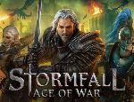 لعبة عصر الحروب Stormfall game اون لاين