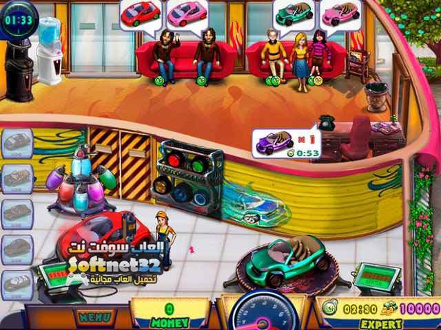 تحميل لعبة متجر السيارات للكمبيوتر مجانا