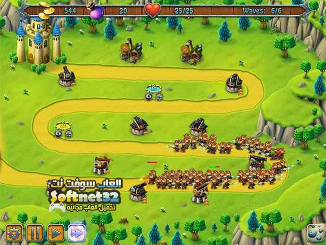 تحميل العاب الدفاع عن القرية Tower Defense Games