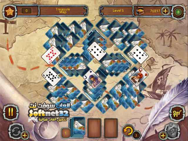 download Pirate Solitaire free