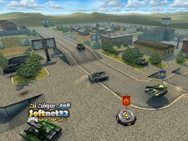 تحميل لعبةجنرال الدبابات العسكرية