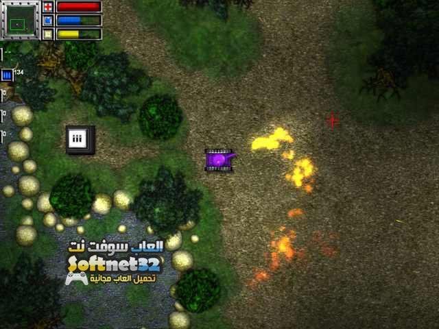 لعبة الدبابات لعبة حربية جميلة Recoil كامله