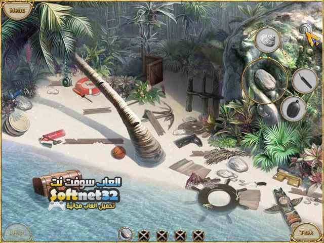 لعبة الهروب من الجزيرة الغامضة Escape from Lost Island