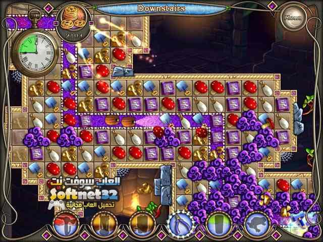 تحميل لعبة كهف الجواهر Cave Quest كاملة مجانا