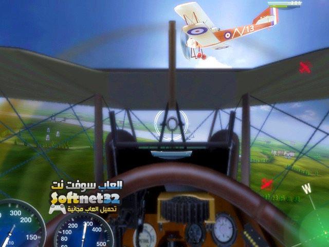 تحميل لعبة حرب جنرالات الطيران Sky Aces مجانا للكمبيوتر
