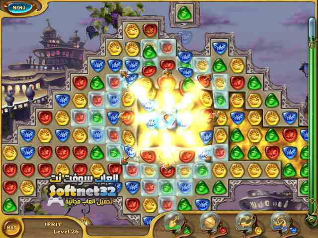 تحميل لعبة 4 Elements II انقاذ البنات الاربعة مجانا