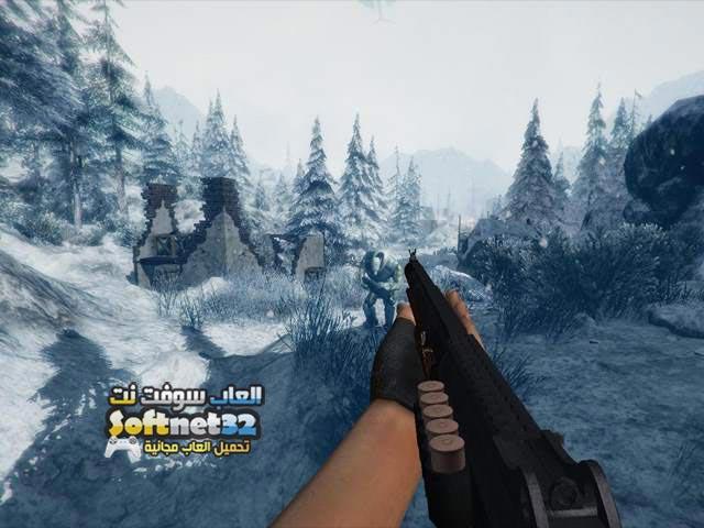تحميل اقوى ألعاب الاكشن والخيال تحميل لعبة حرب الثلوج Snow Blind