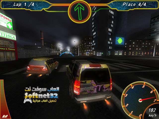 تنزيل لعبة سباق السيارات رباعية الدفع Street Racing 4x4