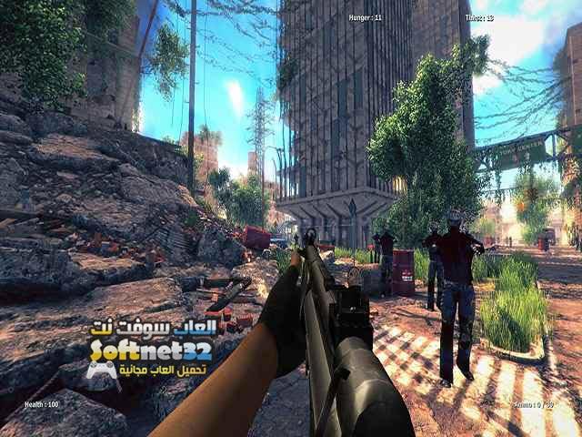 تحميل لعبة مدينة الزومبي Zombie Town مجانا