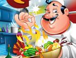 لعبة الطباخ الماهر وتحضير الطعام Crazy Cooking