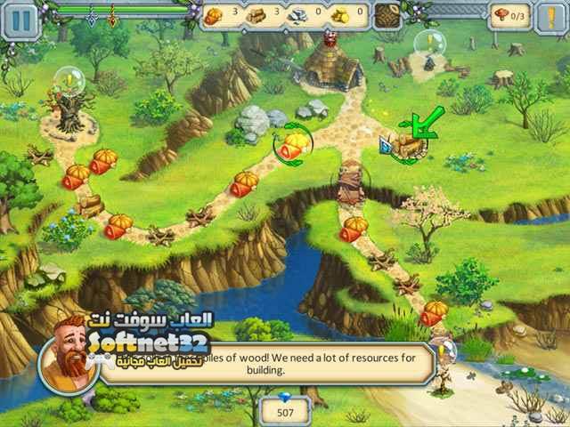 تحميل العاب لعبة ممكلة الشياطين Druid Kingdom مجانا