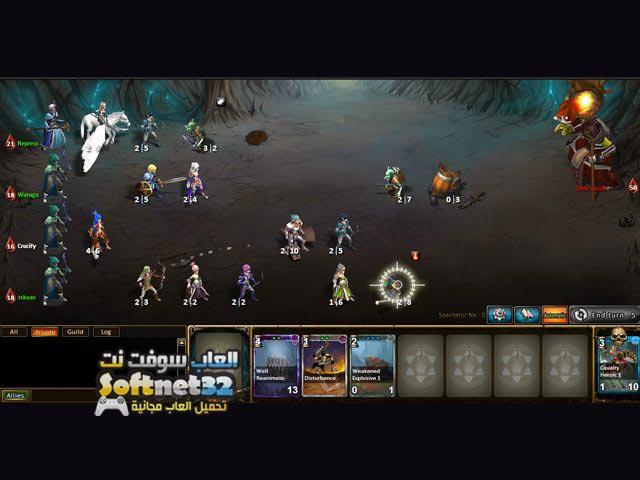 تحميل لعبة اسطورة المحاربين Rise of Mythos مجانا للكمبيوتر