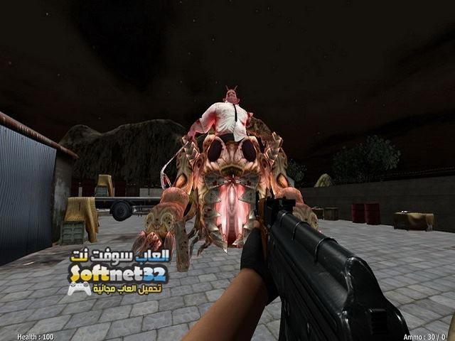 تحميل لعبة جزيرة الشيطان Z Day Shootout مجانا