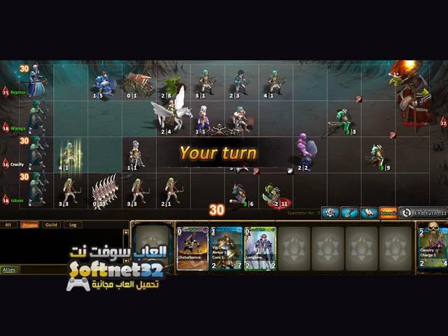 تحميل لعبة زمن المحاربين أونلاينRise of Mythos