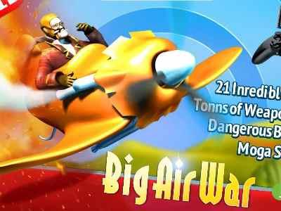 تحميل لعبة الهجوم الجوي بالهليكوبتر Big Air War مجانا